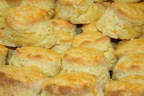 QCWA Calliope Branch Scone Morning
