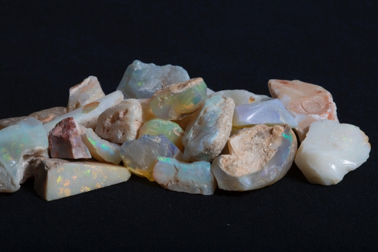 The Polished Opal