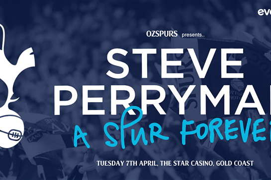 Steve Perryman Tour (Gold Coast)