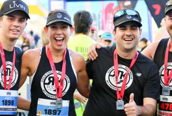 Gold Coast Running Festival