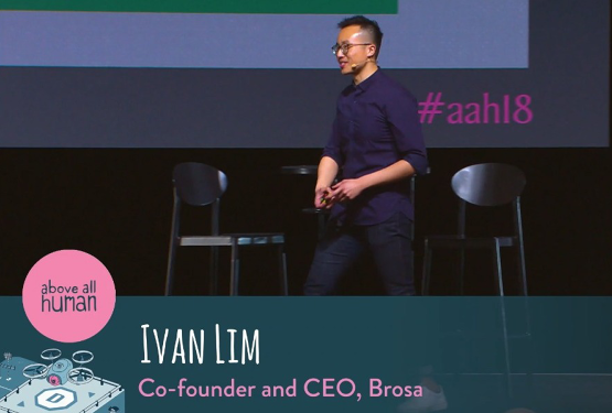#AAH2018 - Ivan Lim: Becoming Great Founders