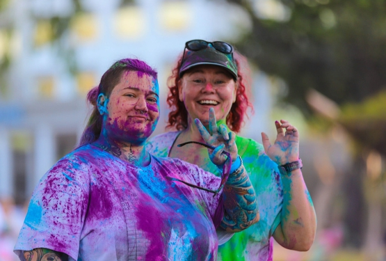 Bundaberg 5k Colour Frenzy