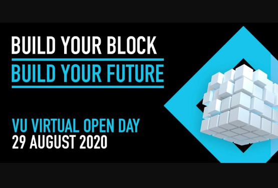 VU Virtual Open Day