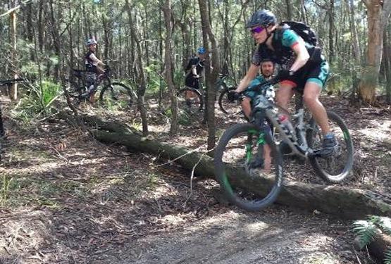 Base Skills - Mountain Bike Coaching - 2 Session Course Term 4