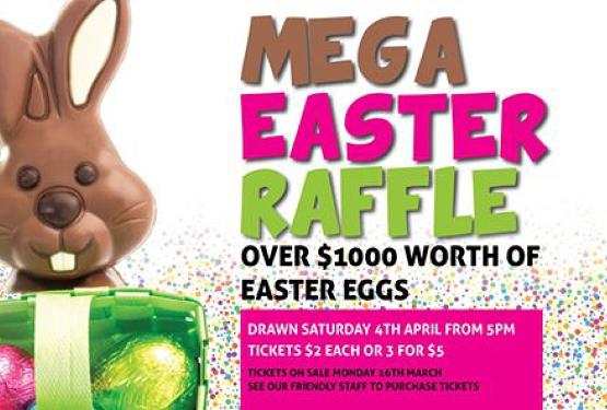 Mega Easter Raffle