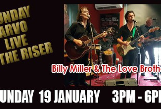 Billy Miller & The Love Brothers