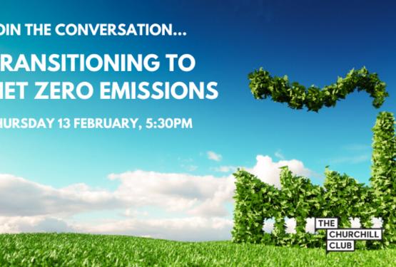 Transitioning to Net Zero Emissions