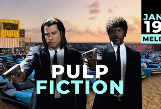 Pulp Fiction @Mov'in Bed