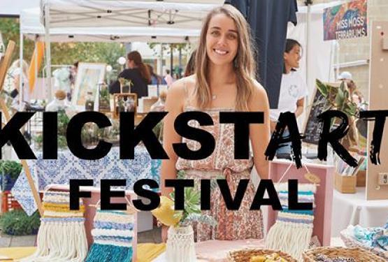 KickstART Festival Market