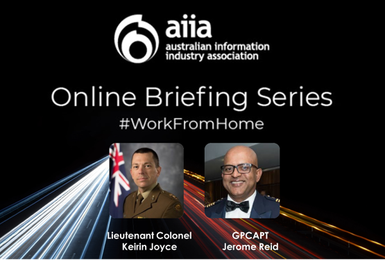 AIIA Webinar: Collaborative Innovation with Defence and Industry in an era of Accelerated Change