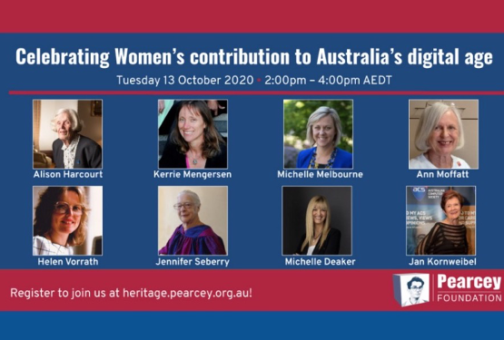Ada Lovelace Day: Celebrating Women's contribution to Australia's digital age