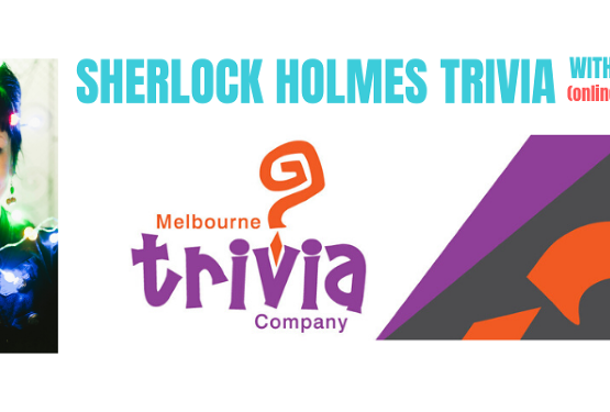 Sherlock Holmes Trivia with Janet: online
