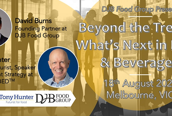 Beyond the Trends: What's Next in Food & Beverage