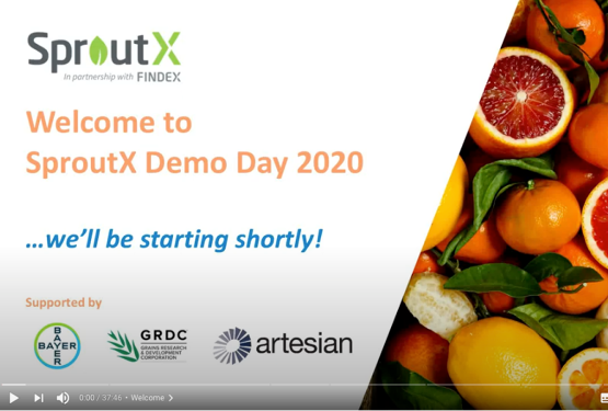 SproutX Demo Day - 2020 Pitch Showcase