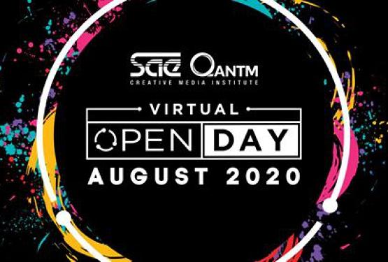 SAE Melbourne Virtual Open Day