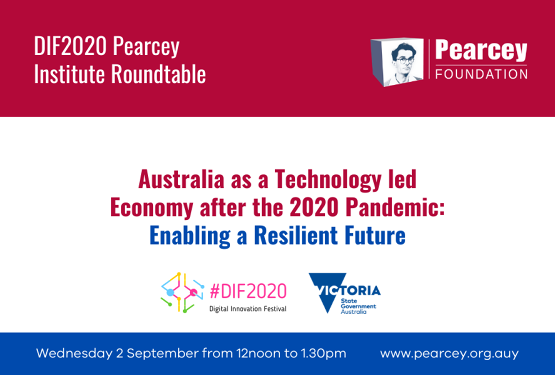 Australia as a Technology led Economy after the 2020 Pandemic