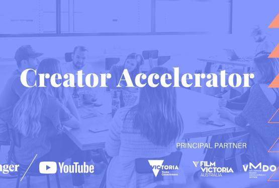 YouTube Creator Accelerator for Victorian Creators