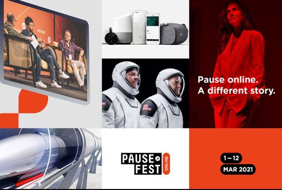 Pause Fest 2021 Online