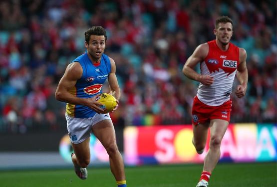 AFL Round 3: Gold Coast SUNS versus Sydney Swans