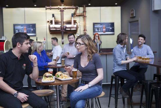 Brewery Tour & Beer Tasting at Carlton & United Breweries