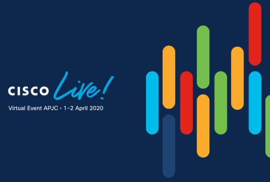 Cisco Live Virtual Event APJC