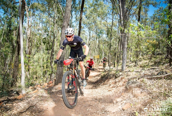 Flight Centre Cycle and Trail Run Epic