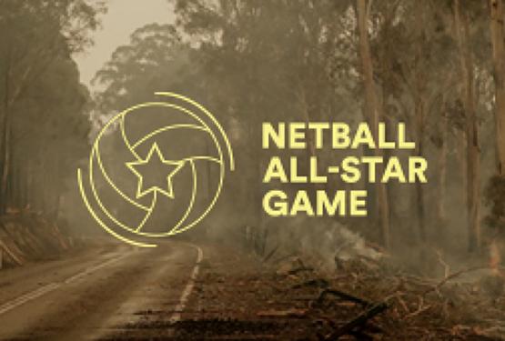 Diamonds v SSN All Stars for Bushfire Relief