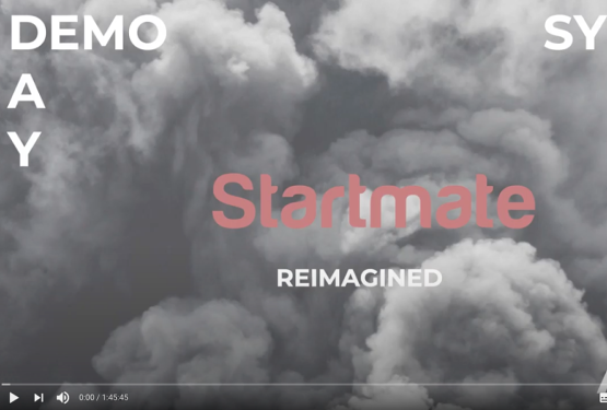 Startmate Demo Day Reimagined