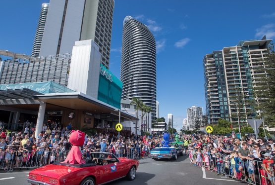 GOLD COAST SUPERHERO WEEKEND