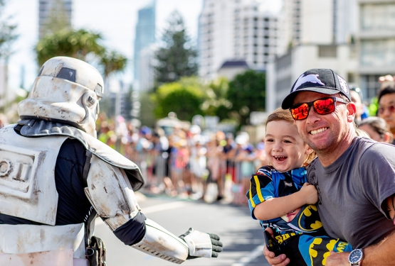 Gold Coast Superhero Weekend