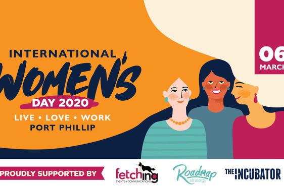 Live, Love, Work Port Phillip - International Women's Day