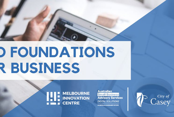SEO Foundation for Small Business - Casey Cardinia