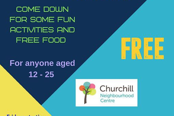 Churchill Youth Group