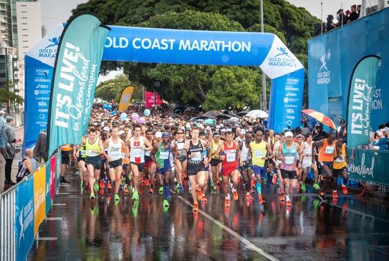 Village Roadshow Theme Parks Gold Coast Marathon