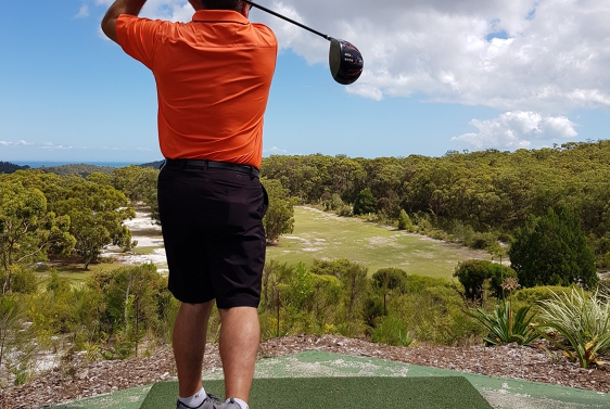 Straddie Festival of Golf - SeaLink Stradbroke Ferries Pro Am