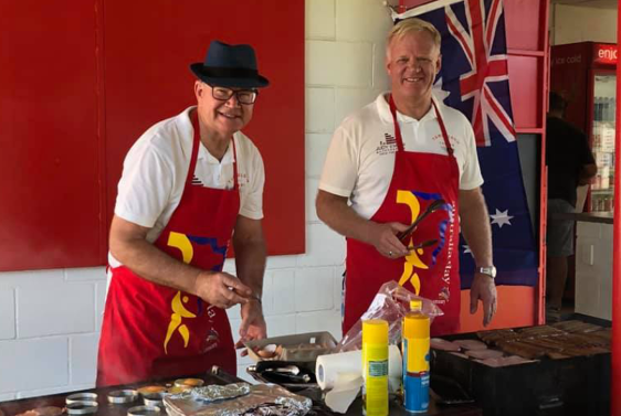 Tumbulgum Community Australia Day Event
