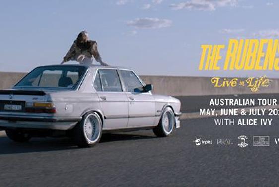 The Rubens - Mackay - Live In Life Tour
