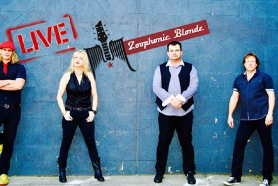 Zoophonic Blonde play the Coolie