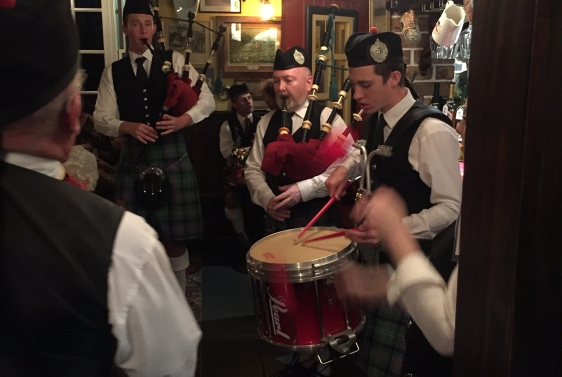 Tennents Tartan Day Tattoo : A Gathering of Clans